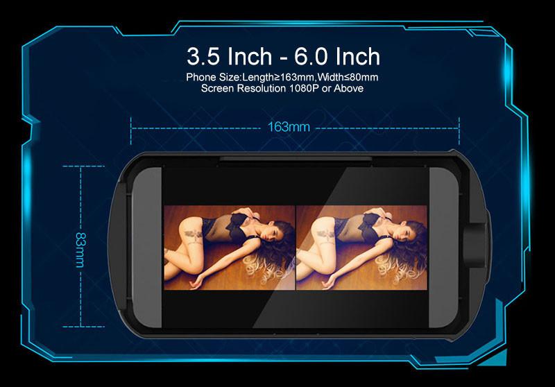 Google Cardboard VR BOX 20