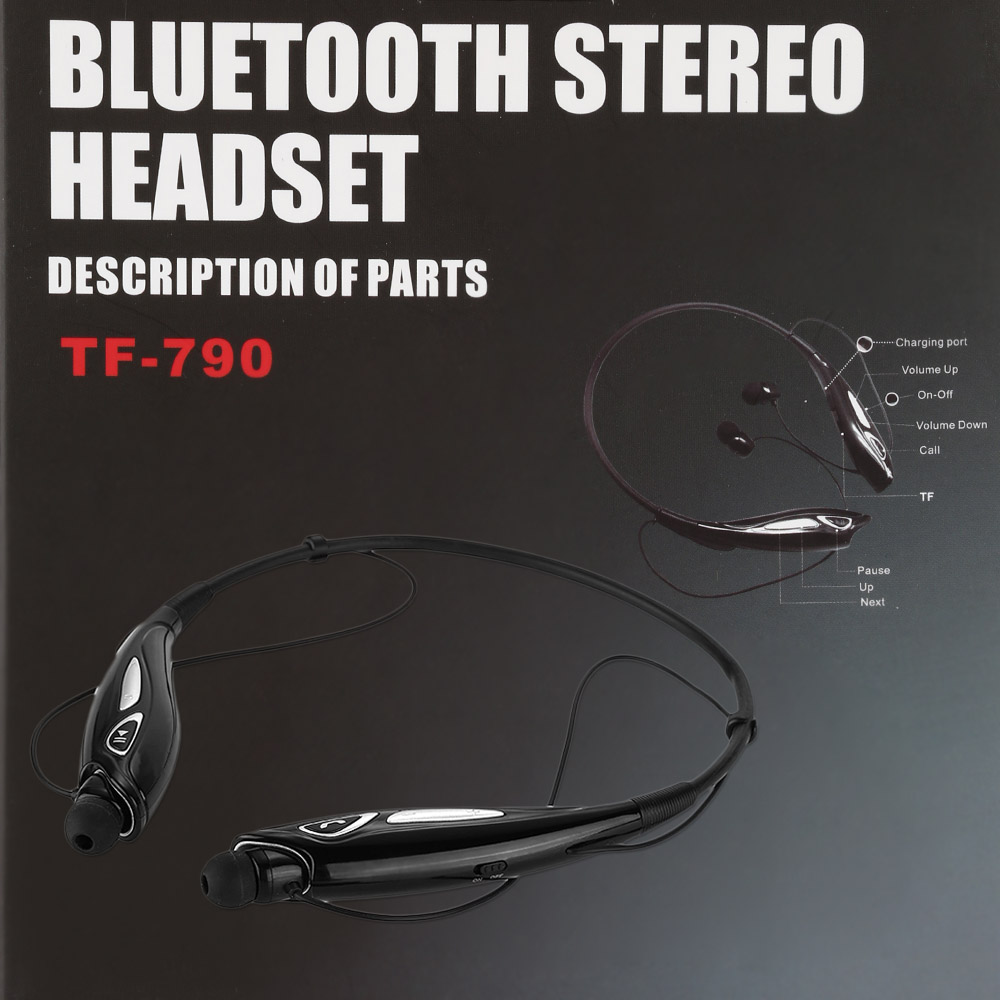 TF-790 In-ear Bluetooth Headset