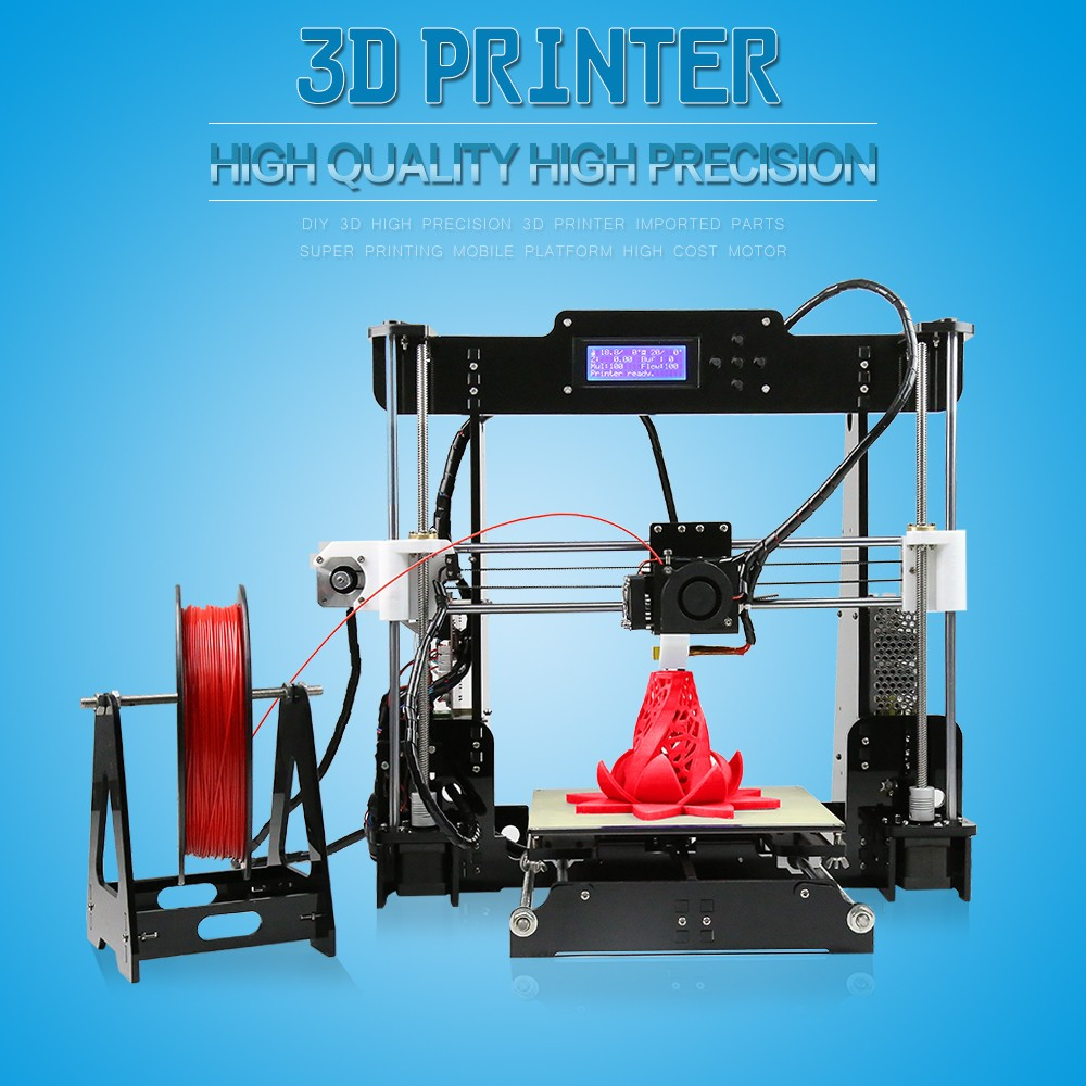 Anet Prusa I3 A8 3D Printer