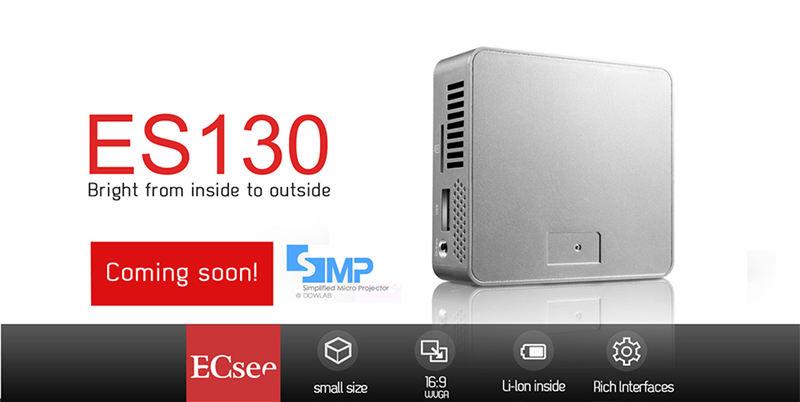 ES130 Unic UC50 HD Projector