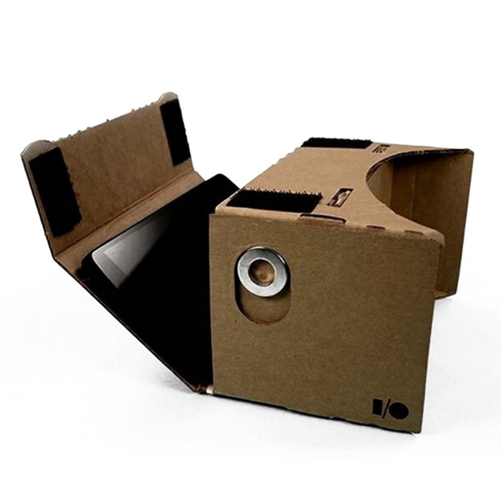 DIY Google Cardboard VR