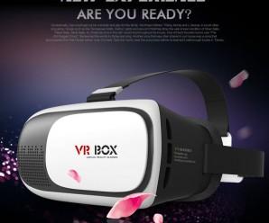 Google Cardboard VR BOX 2.0