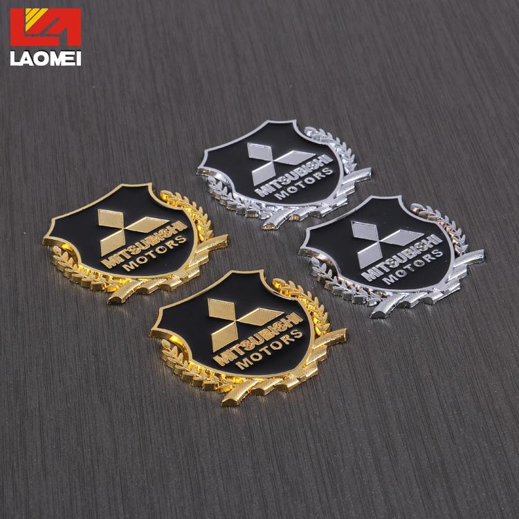 Mitsubishi Metal Logo