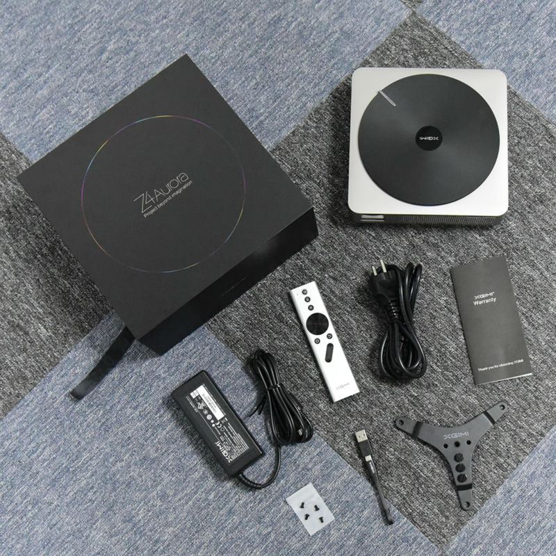 XGIMI Z4 Aurora projector